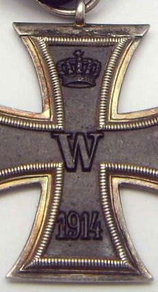WWI EK's