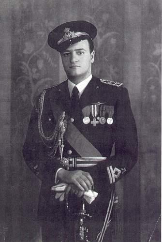 Spanish Civil War (Italian) Medal