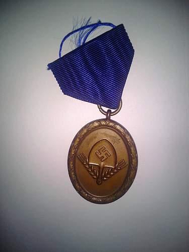 RAD Medal