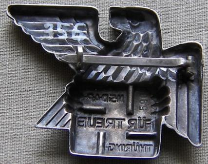 Gau Thuringen Badge