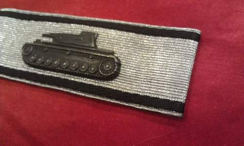 Opinions on Panzervernichtungsabzeichen in Silber