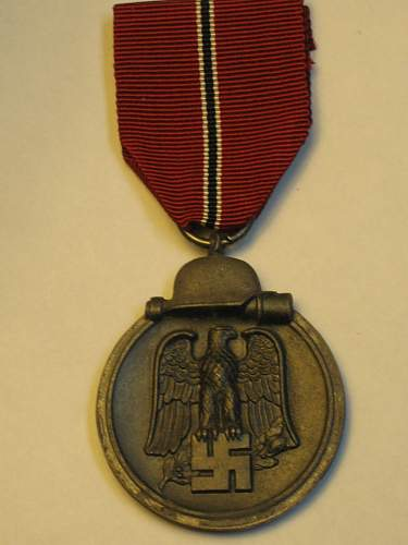 Click image for larger version.  Name:East medal andEKII 002.jpg Views:179 Size:245.4 KB ID:295571