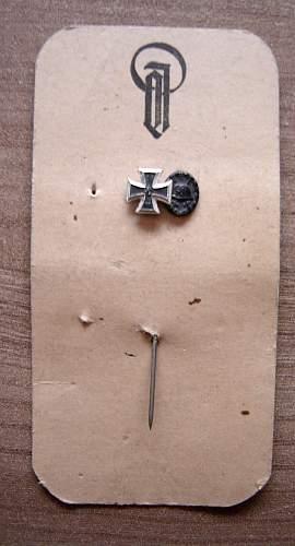 "EK and VWA needle ""L16"""