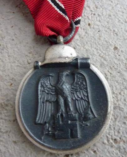Winterschlacht im Osten 1941/42, mm 65, K&Q