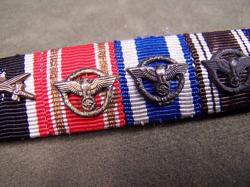 SS ribbon bar...