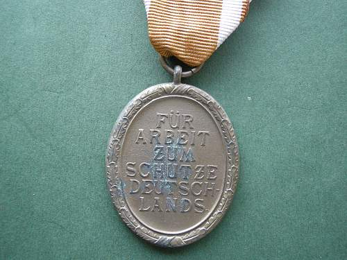 Medals for opinions please.