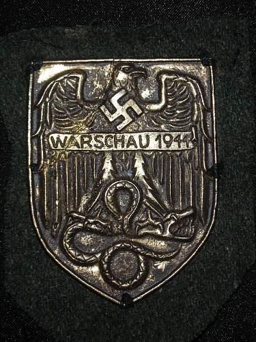 Warsaw Shield