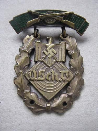 D Sch badge ?
