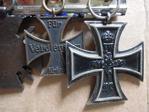 Click image for larger version.  Name:EKII-1914Braunschweig-KVKIIFrontk�mpfer-Treudienst-Ehrenzeichen f�r 25 Jahre (reverse .JPG Views:37 Size:186.5 KB ID:320846