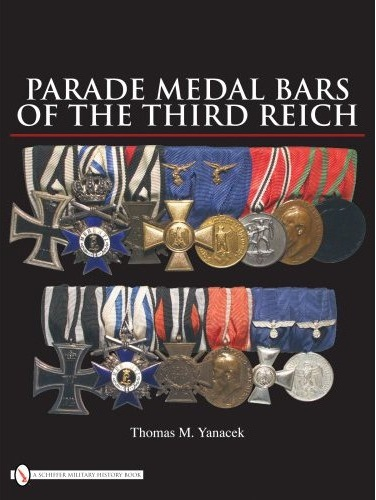Recommended books for Orders and Decorations of the 3rd Reich
