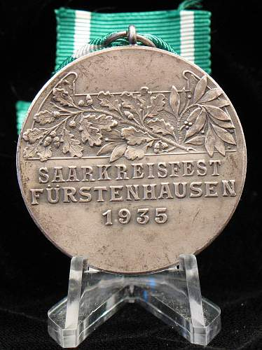 Early shooting medal?