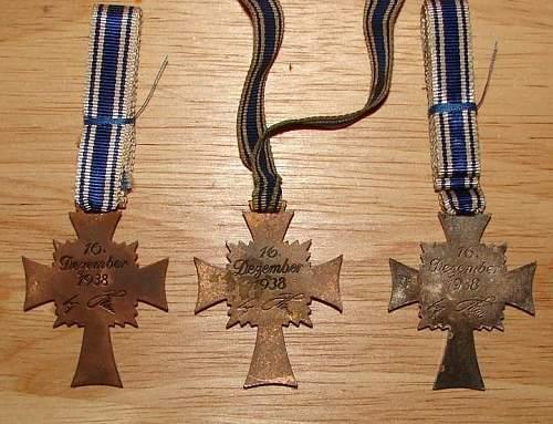 lot of medals , bad? good?