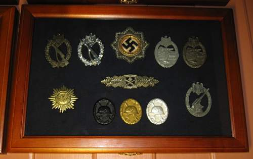 Collecting Medals Where to begin.
