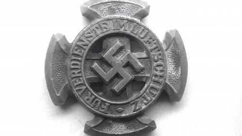Luftschutz 1st class