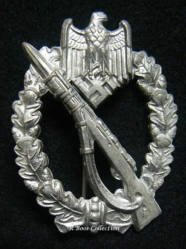 Infanteriesturmabzeichen good?