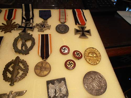 Medal and Badge Collection
