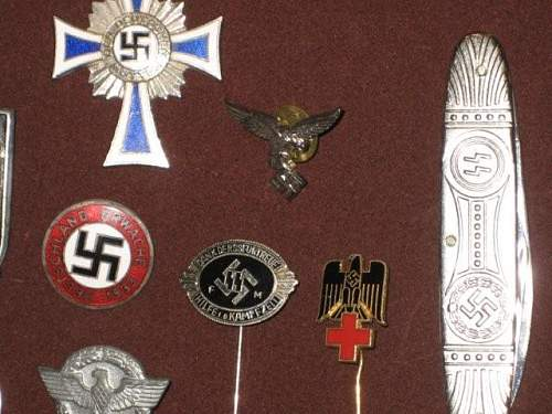 Blood Order / Medal Collection