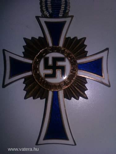 What do you think? is it Original Kreuz?
