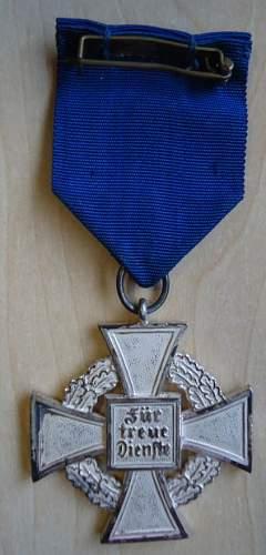 Assortment of medals..