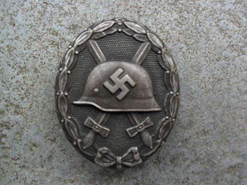 World War Two German Badges