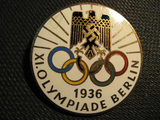 an overview of the 1936 nazi olympics Siegfried eifrig helped to carry the torch that lit the flame at the 1936 berlin olympics to the nazi regime he personified the aryan race – tall, blond, blue-eyed .