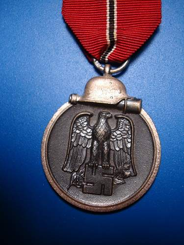 Medals and Badge - Opinions Please