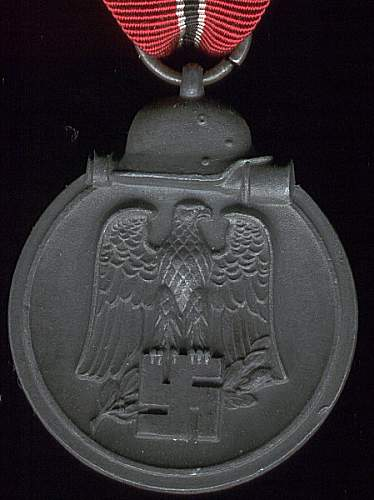 Click image for larger version.  Name:Russian Front Medal - 03a.jpg Views:31 Size:57.6 KB ID:37076