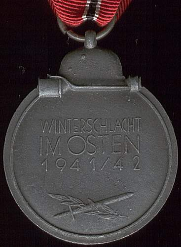 Click image for larger version.  Name:Russian Front Medal - 03b.jpg Views:25 Size:60.0 KB ID:37077