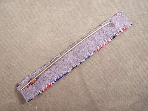 8er Ribbon Bar, original or suspicious?