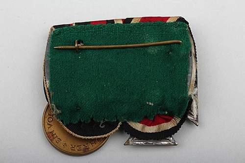 Spange zur Medaille zur Erinnerung an den 1. Oktober 1938 opinons please