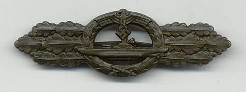 U-Boot Frontspange, opinions