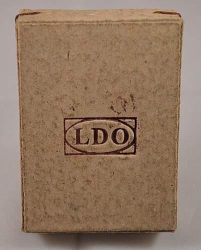 LDO box - Deschler