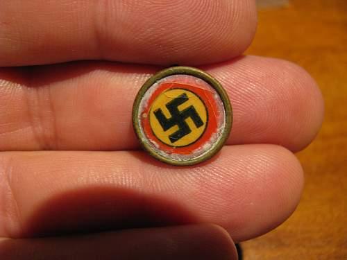 odd pins ?