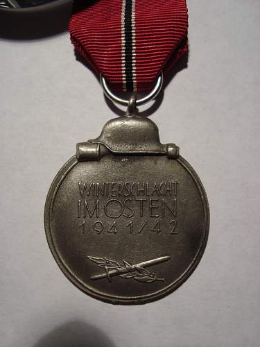 Ostmedaille for opinion.