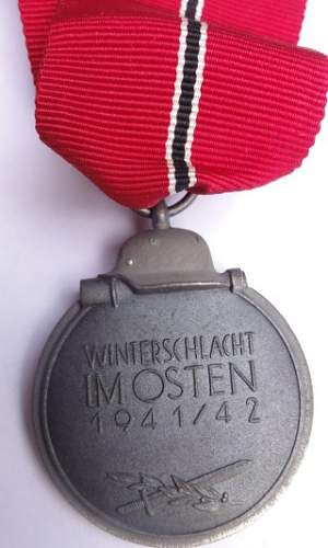 Ostfront medal 2
