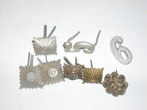 I could use some help with Identification of items