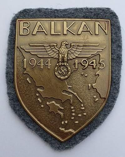 Balkan Shield Prototype