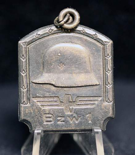 Bahnschutz service medal ????