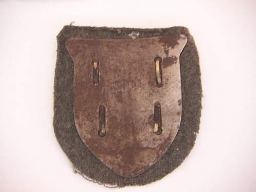 Krim shield help please