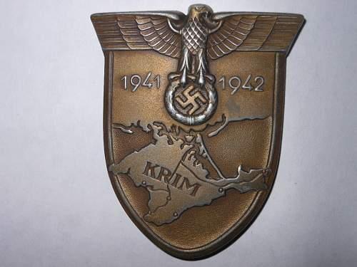 Thoughts on Krimschild