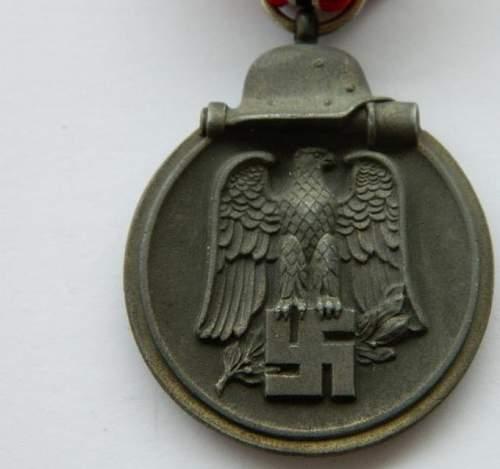 EK II 1939 and Winterschlacht im Osten 1941/42