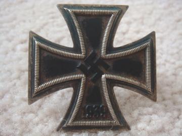 Found some WW2 German Medals