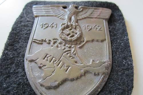 Panzer Krim Shield plus stickpin
