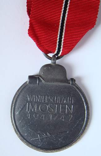 Ostmedaille Collection