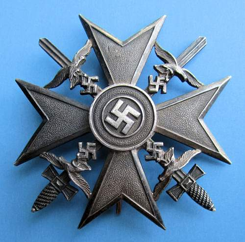 Click image for larger version.  Name:Spanish Cross.JPG Views:47 Size:109.1 KB ID:447405