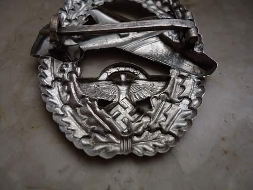 NSFK badge Good?