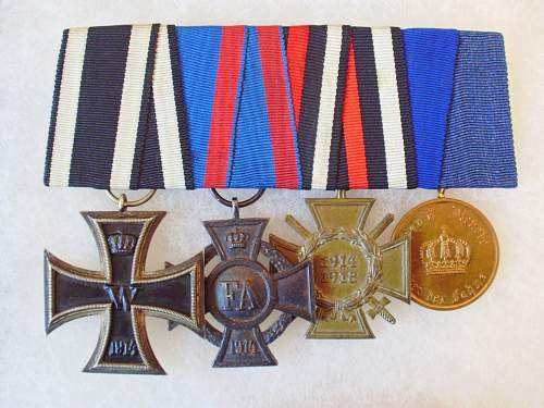 Need help ID Medals