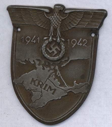 Krim Shield .. butchered ?