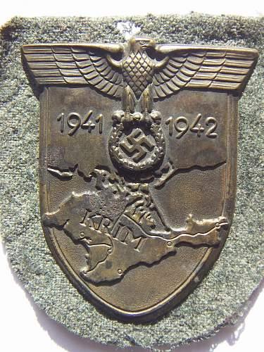Bizarre Krim Shield