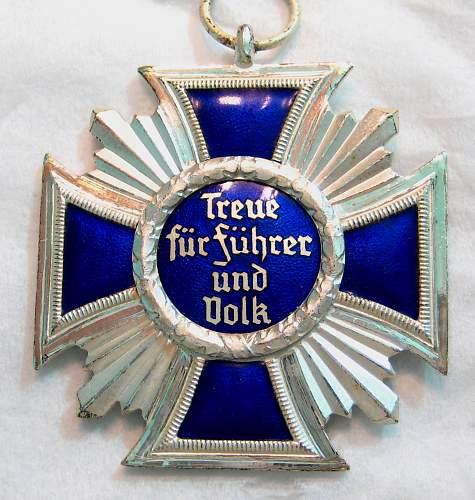 A nice NSDAP 15yr surprise!